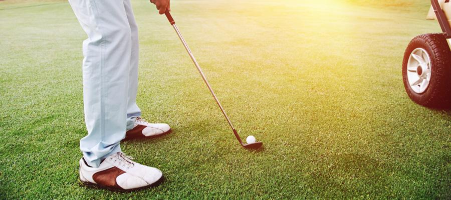 Golf Arragement